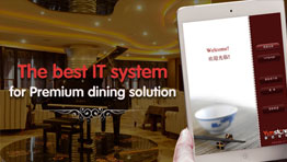 The best IT system for Premium dining solution